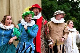Illyria are performing three shows this summer