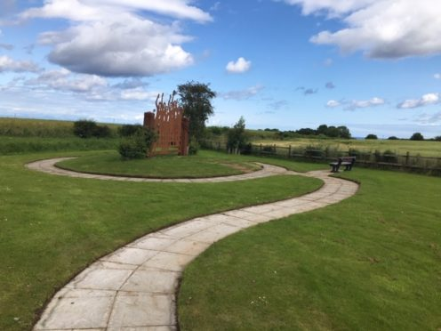 The memorial at Clochan, near Buckie, will now by maintained by Crown Estate Scotland.