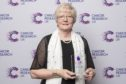 Nancy Collie at the Cancer Research UK's Flame of Hope awards 2019
