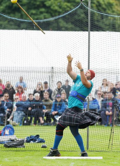 PICTURES & VIDEO: Highlights from this year's Inverness Highland Games