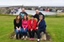 The fundraising committee behind the harbour day.