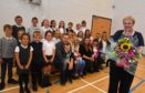 Ann Brown has retired from Rosehearty Primary after almost 30 years.