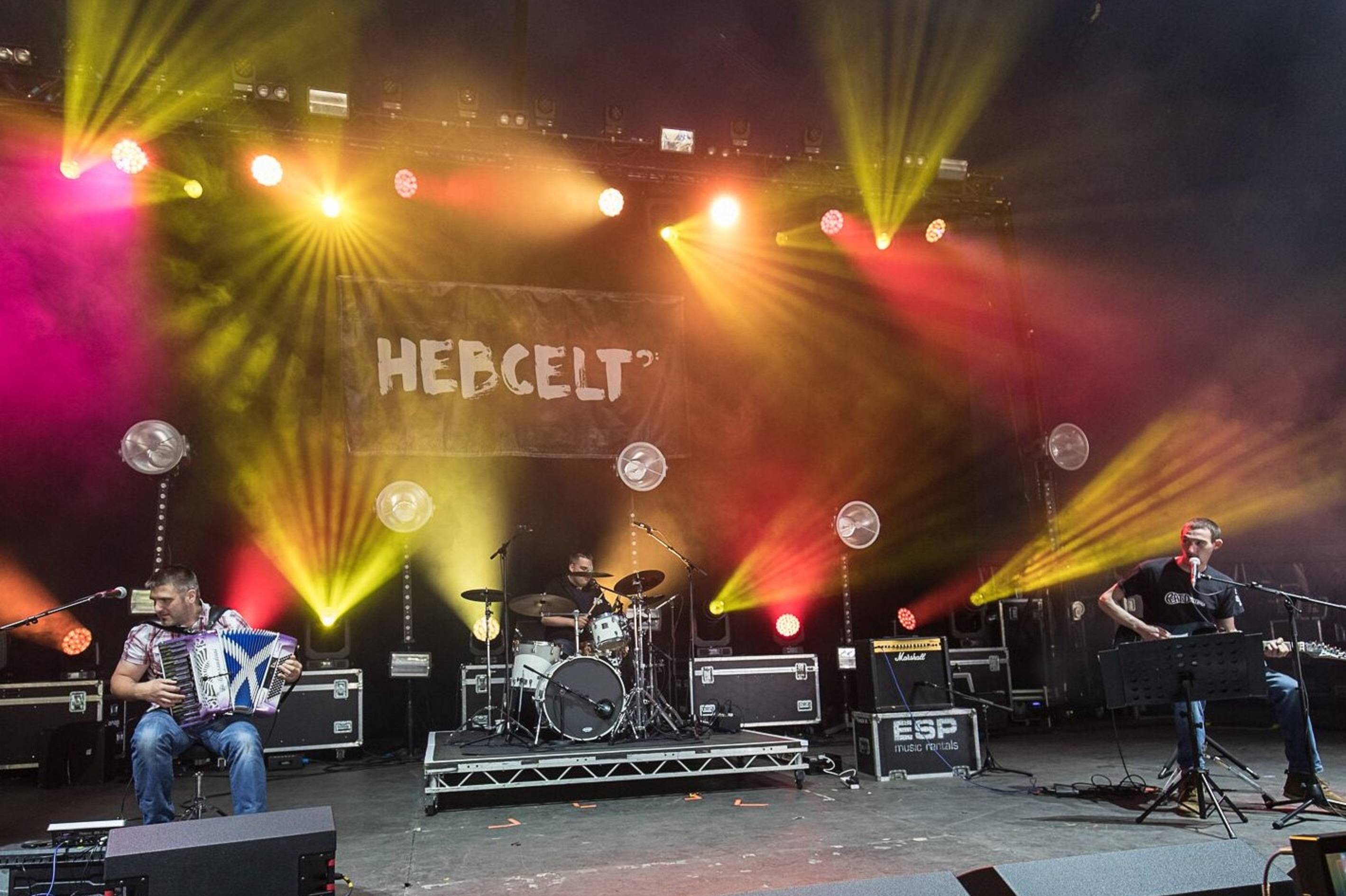 Artists praise successful HebCelt after 24th instalment goes off without a