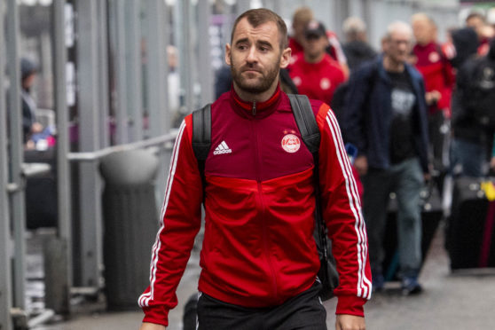 Niall McGinn has got himself back in contention for the start of the season.