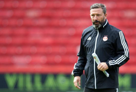 'No lapses' urges Aberdeen boss Derek McInnes ahead of Europa League tie | Press and Journal