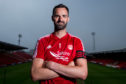 New Aberdeen club captain Joe Lewis.