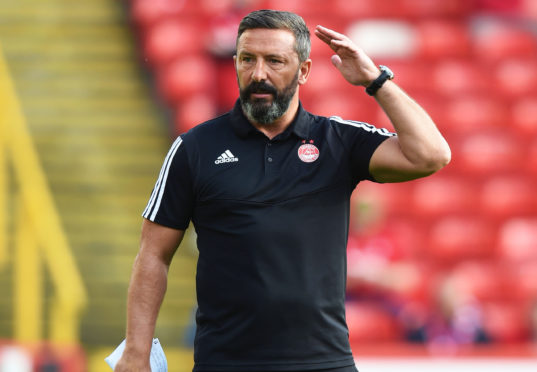 Landmark game for Aberdeen manager Derek McInnes ahead of Europa League clash with RoPS | Press and Journal