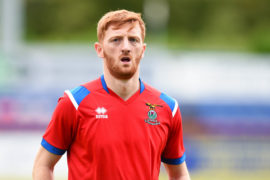 David Carson ready to answer Caley Thistle defensive call once again