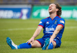 Tom Walsh reckons Caley Thistle made amends with demolition of Raith Rovers