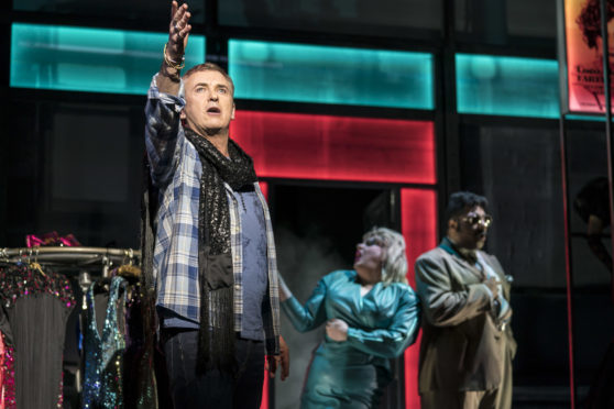 Shane Richie plays Hugo in Everybody's Talking About Jamie