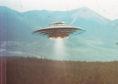 Unidentified flying object.