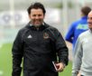 Paul Hartley will look to add to his Cove Rangers squad over the next month.