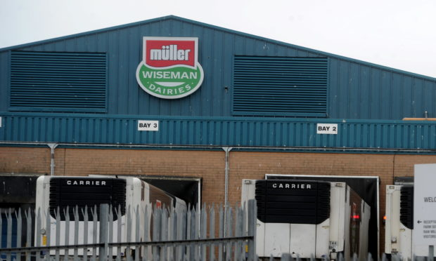 Muller depot closure plan puts 50 Aberdeen jobs at risk | Press and Journal
