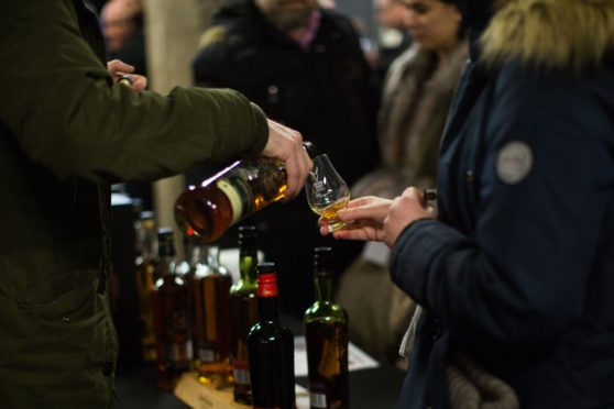 The whisky festival will be held in September