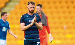 Chalmers aims to be father figure for Staggies