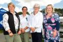 Joyce Campbell, Kate Rowell, Morag Rennie, Gemma Mackenzie.