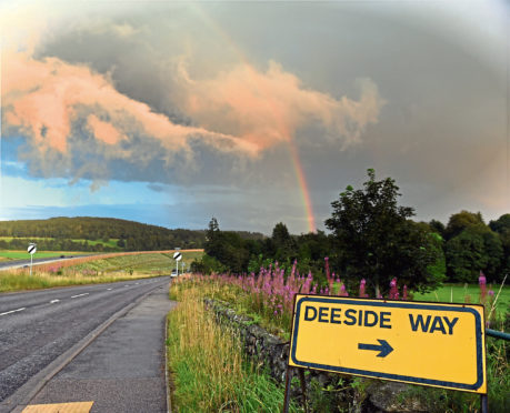 Explore the outdoors: Getting fit along the Deeside way | Press and Journal