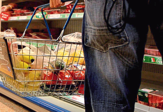 NFUS secret shoppers visited 58 supermarkets across Scotland.