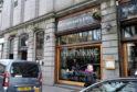 Ninety-Nine Bar and Kitchen on Back Wynd, Aberdeen.