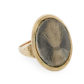 A ring, containing a lock of Bonnie Prince Charlie's hair, is going under the hammer on August 14. Pic: Lyon & Turnbull.