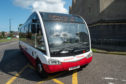 The 340 and 341 routes operated by Deveron Coaches are due to be withdrawn.