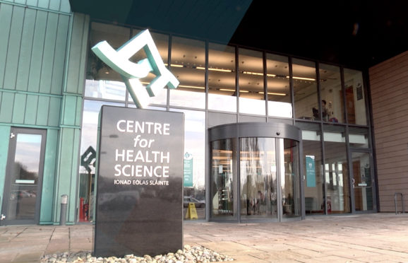 UHI has taken over ownership of the Centre for Health Science building in a £9million deal
