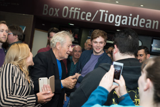 North youngsters to benefit from theatre trips thanks to generosity of Sir Ian McKellen | Press and Journal