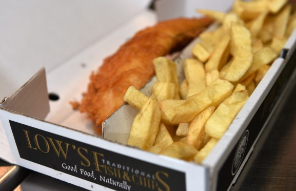 Carron Fish Bar, in Stonehaven, and Low's Traditional Fish & Chips, of Aberdeen, are on the semi-final shortlist