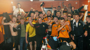 Fort William players back in August after winning for the first time in two years.
