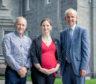 Professor Ian Murray. Dr Lynda Lynch and Professor John Harper