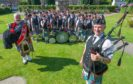 Strathisla Pipe Band is celebrating its centenary this year.