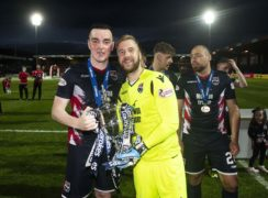 Ross County prepare to lock horns with silverware-winning former stopper Scott Fox against Partick Thistle