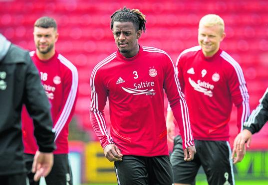 Aberdeen's Greg Leigh
