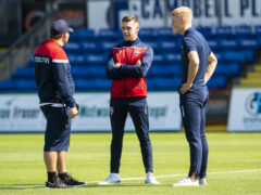 Ross County's Josh Mullin in no hurry to make move to England