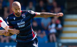 Fontaine relishing fresh Tynecastle test with Staggies