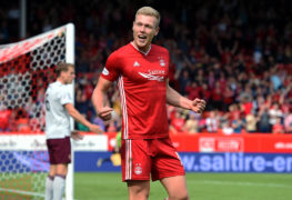 Sam Cosgrove has been linked with a move to Italy