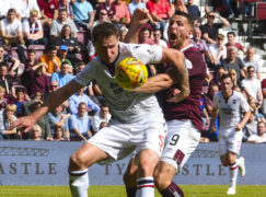 County spurn penalty in Tynecastle stalemate