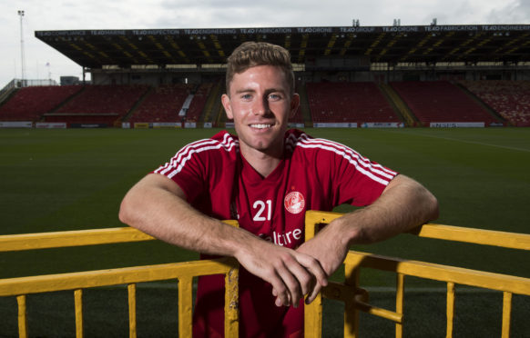 Route less travelled paves way for Aberdeen's Jon Gallagher to make European mark | Press and Journal