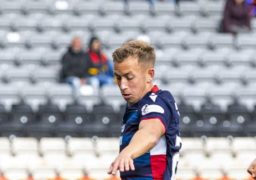 Staggies: Paton determined to prove Betfred exit just a minor blip