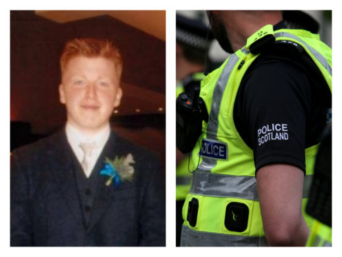 Police appeal to public to trace missing Aberdeen teenager Nathaniel Cowie | Press and Journal