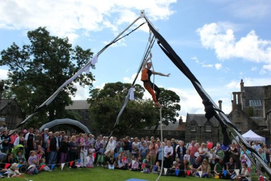 Lyth arts festival flies high for second year | Press and Journal