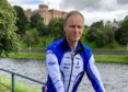William MacLennan ahead of the grueling Race Around Ireland