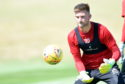 Aberdeen goalkeeper Danny Rogers.