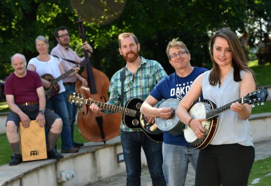 Musicians preparing for 2016's festival