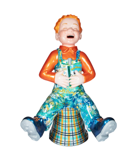 Welcoming Wullie