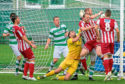 Formartine on the attack