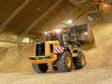 NFU Scotland says grain is mounting on Scottish farms.