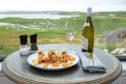 Uig Sands Restaurant, Timsgearraidh, Isle of Lewis.