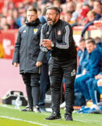 Dons their own worst enemies, says Aberdeen boss Derek McInnes