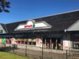 Spar on Provost Main Drive.